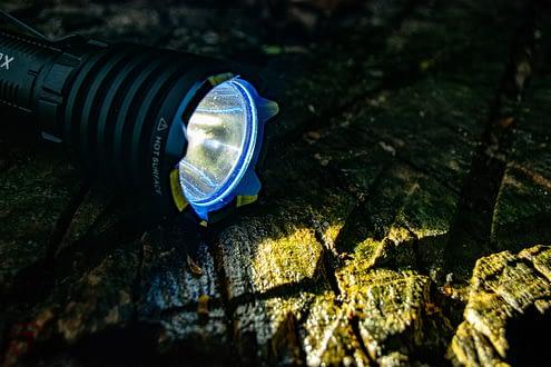 Olight Warrior X Tactical Flashlight