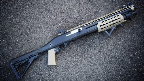 Secutor Velites Spring Shotgun S-V