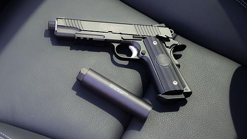 RWA Nighthawk Covert Ops 1911 GBB Pistol